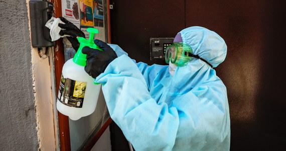 W Rosji wykryto 10 633 nowe przypadki zakażenia SARS-CoV-2 w ciągu ostatniej doby, a łączna liczba zakażeń wynosi teraz 134 687 - poinformował sztab rządowy. Zmarło 58 pacjentów z Covid-19; łączna liczba przypadków śmiertelnych wzrosła do 1280.