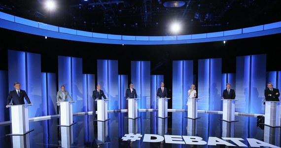 Debata prezydencka w TVP zagrożona? Ma się odbyć w czasie obrad Sejmu - RMF 24