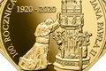 """Nowe monety kolekcjonerskie NBP: """"100. rocznica urodzin Świętego Jana Pawła II"""""""