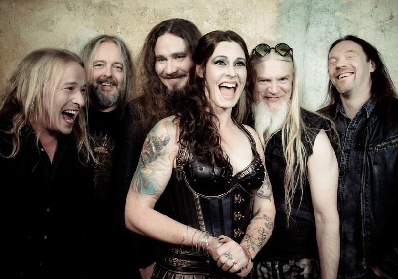 Słynna fińska grupa Nightwish wystąpi w grudniu w Gliwicach.