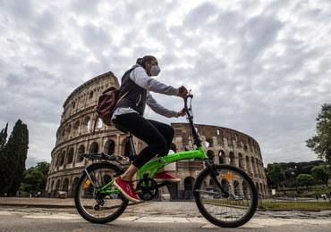 Pandemia koronawirusa we Włoszech: Liczba przypadków śmiertelnych najniższa od niemal 2 miesięcy