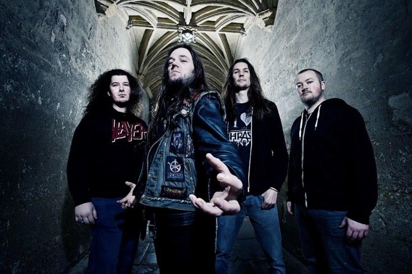 Thrashmetalowcy z angielskiej formacji Shrapnel odliczają już dni do premiery trzeciego albumu.