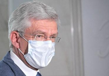 Stanisław Karczewski rezygnuje z funkcji wicemarszałka Senatu. Kto go zastąpi?