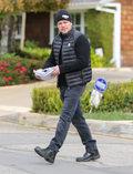 Córka Matta Damona pokonała koronawirusa