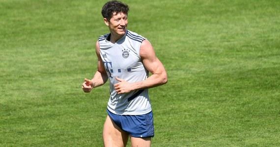 Robert Lewandowski przygotowuje się do powrotu na boisko. Już w niedzielę Bayern Monachium wznowi rozgrywki po przerwie spowodowanej pandemią koronawirusa. Mistrzowie Niemiec zagrają na wyjeździe z Unionem Berlin.