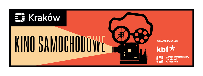 """Kraków otwiera kino samochodowe. Pierwszy seans odbędzie się w czwartek, 21 maja, o godz. 21.00. Widzowie obejrzą film """"Sala samobójców. Hejter"""". Gdzie mieści się to wyjątkowe kino?"""