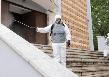 Włochy: Wzrosła dobowa liczba zgonów z powodu koronawirusa