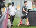 Bundesliga. Wulgarne graffiti przed ośrodkiem Bayernu