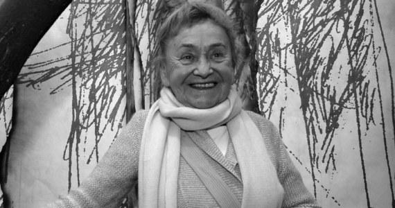 Maria Stangret-Kantor, malarka, wdowa po reformatorze teatru XX w. Tadeuszu Kantorze zmarła w piątek w wieku 90 lat - poinformował PAP Lech Stangret, dyrektor Fundacji im. Tadeusza Kantora.
