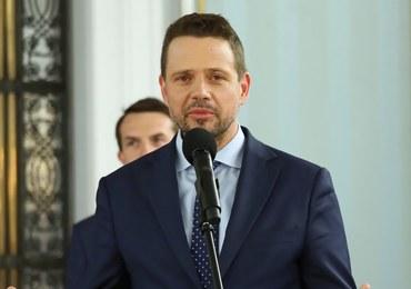 W niedzielę Rafał Trzaskowski przedstawi założenia swojej kampanii
