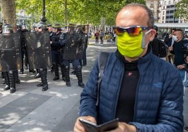 Francja: W ciągu doby odnotowano 96 zgonów z powodu koronawirusa