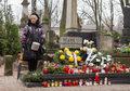 Magdalena Zawadzka: Co się stało z grobem Gustawa Holoubka?