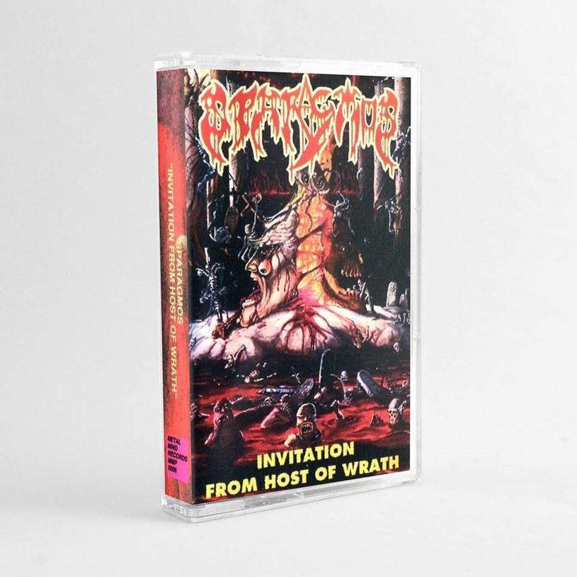 """Po blisko 30 latach światło dzienne ujrzy reedycja """"Invitation From Host Of Wrath"""", pierwszej płyty warszawskiej grupy Sparagmos."""
