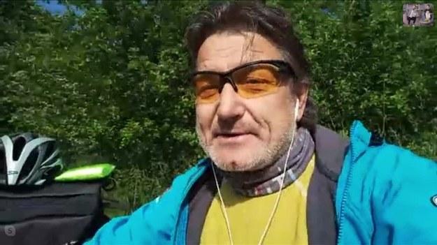 Koronawirus wielu osobom pokrzyżował urlopowe plany. Jak spędzić w Polsce aktywne wakacje z dziećmi? Bezpiecznym i ciekawym pomysłem jest wycieczka rowerowa. Jak ją odpowiednio zorganizować? O tym opowiedział Albin Marciniak - podróżnik i fotoreporter. (Dzień Dobry TVN/x-news)