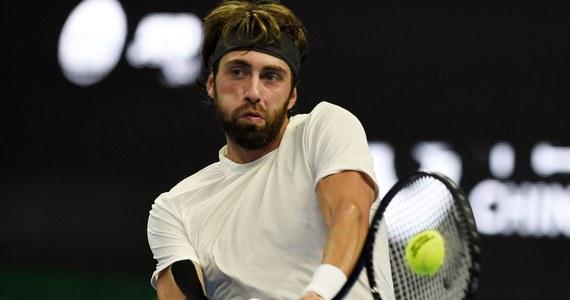 Turniej ATP w Monachium. Zwycięstwo Basilaszwilego