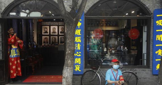 """Pewne siły polityczne w USA spychają stosunki amerykańsko-chińskie na skraj """"nowej zimnej wojny"""" - ocenił radca stanu ChRL, szef chińskiego MSZ Wang Yi. Władze w Waszyngtonie zarzucają Pekinowi manipulacje związane z pandemią koronawirusa."""