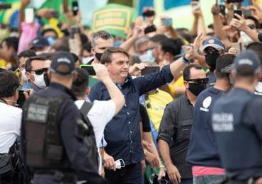 """Rośnie napięcie w Brazylii. """"Uzbroić ludność, aby zapobiec dyktaturze gubernatorów"""""""