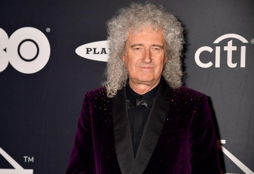 Brian May z kultowego zespołu Queen wyznał, że przeszedł atak serca.