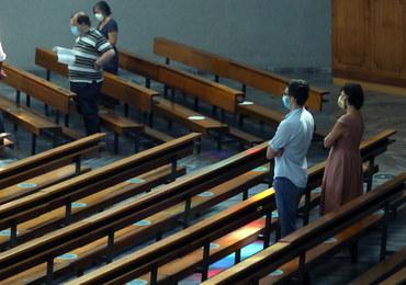 Koniec limitu wiernych w kościołach. Trzeba będzie pamiętać o dwóch rzeczach