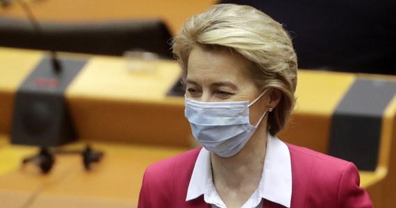 Musimy bardzo przyspieszyć w kierunku zielonej, cyfrowej i odpornej na kryzys przyszłości - oświadczyła w Parlamencie Europejskim przewodnicząca KE Ursula von der Leyen, prezentując założenia planu obudowy gospodarczej po pandemii koronawirusa.