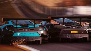 Logitech robi z McLarenem esportowe zawody