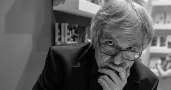 Nie żyje Jerzy Pilch, wybitny polskich prozaik, laureat wielu nagród literackich. Pisarz zmarł w swoim domu w Kielcach.
