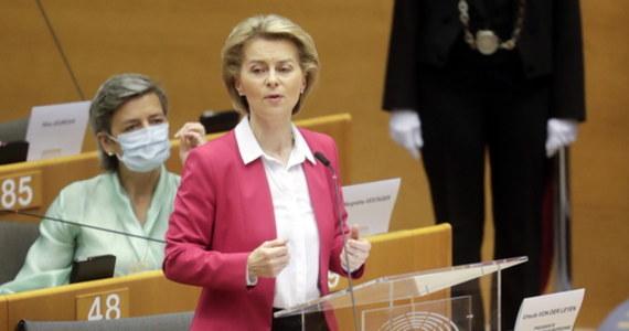 Przewodnicząca Komisji Europejskiej Ursula von der Leyen i szef unijnej dyplomacji Josep Borrell zwrócili się do władz USA o przemyślenie ogłoszonej w piątek decyzji o opuszczeniu Światowej Organizacji Zdrowia (WHO). Zapewnili też o swoim wsparciu dla WHO.