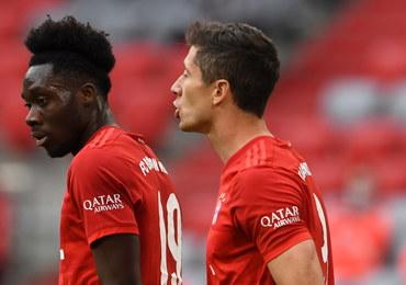Dwa gole Lewandowskiego, Bayern rozgromił Fortunę