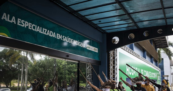Statystyka zgonów i nowych zachorowań na koronawirusa w Brazylii pnie się nieustannie w górę. W środę zanotowano 1 349 przypadków zgonów, więcej niż dzień wcześniej, który też był rekordowy. Liczba chorych zwiększyła się o 28 633 - poinformowało brazylijskie ministerstwo zdrowia.