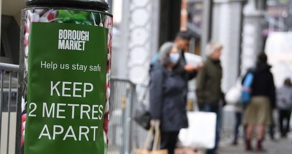 Liczba ofiar śmiertelnych pandemii koronawirusa w Wielkiej Brytanii przekroczyła 40 tysięcy. To najnowsze dane przekazane przez tamtejsze ministerstwo zdrowia.
