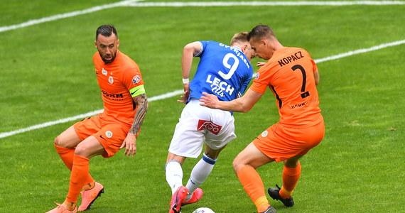 Zagłębie zagrało świetną pierwszą połowę, w której strzeliło trzy gole, ale po przerwie na boisku panował Lech i spotkanie zakończyło się sprawiedliwym remisem.