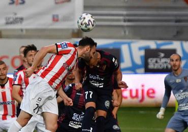 Ekstraklasa piłkarska: Pogoń - Cracovia 1:0