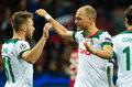 Priemjer-Liga. Piłkarz Lokomotiwu Hoewedes nie chce wracać do Rosji
