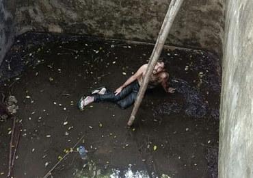 Na sześć dni utknął w studni ze złamaną nogą. Brytyjczyk uratowany na Bali