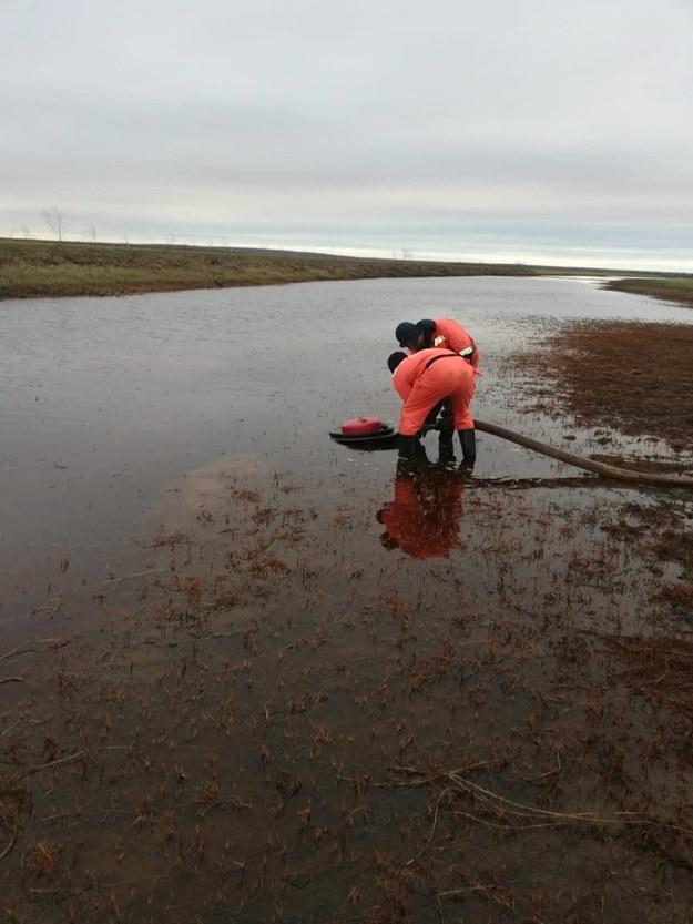 /Russian Marine Rescue Service press service Handout HANDOUT /PAP/EPA