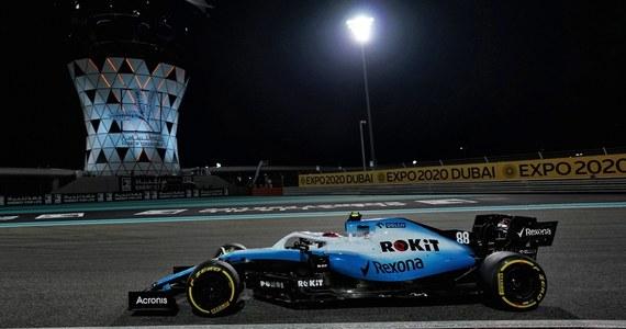 """Jest trzech chętnych na kupno bankrutującego zespołu Formuły 1 Williams, którego kierowcą w poprzednim sezonie był Robert Kubica – ujawnił włoski dziennik """"La Gazzetta dello Sport""""."""