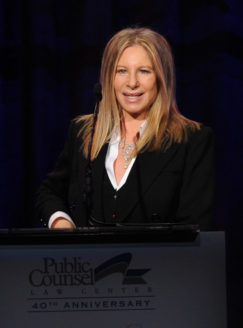 Barbra Streisand, przy okazji zbierania pieniędzy na komitet wspierający Joe Bidena, powiedziała, co myśli o Donaldzie Trumpie.