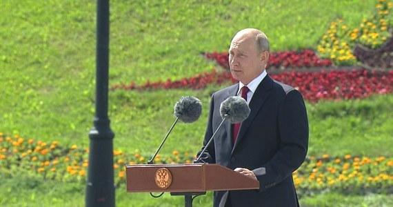 """""""Rosja zadziwi inne kraje, jeśli zyskają one broń hipersoniczną, bo obecnie jest w wyjątkowej sytuacji, gdyż nikt poza nią nie ma takiej broni"""" - powiedział prezydent Władimir Putin w wywiadzie dla rosyjskiej telewizji państwowej."""