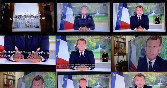Prezydent Francji Emmanuel Macron w orędziu do narodu ogłosił zwycięstwo nad koronawirusem. Zapowiedział, że w całym kraju od poniedziałku otwarte będą restauracje i bary. Szkoły natomiast wznowią działalność od 22 czerwca.
