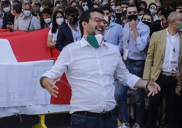 Salvini: Problemy są w Paryżu i Berlinie, nie w Warszawie i Budapeszcie