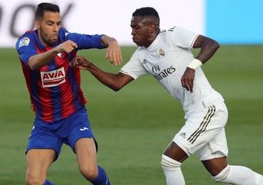 Liga hiszpańska: Gładkie zwycięstwo Realu Madryt