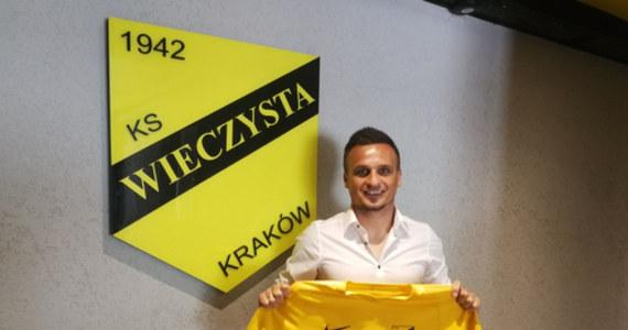 Sławomir Peszko wraca do Krakowa. Ale nie zagra w Cracovii czy Wiśle. Podpisał kontrakt z Wieczystą Kraków występującą w VI lidze.