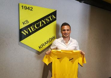 Sławomir Peszko zagra w lidze okręgowej. Podpisał kontrakt z Wieczystą Kraków
