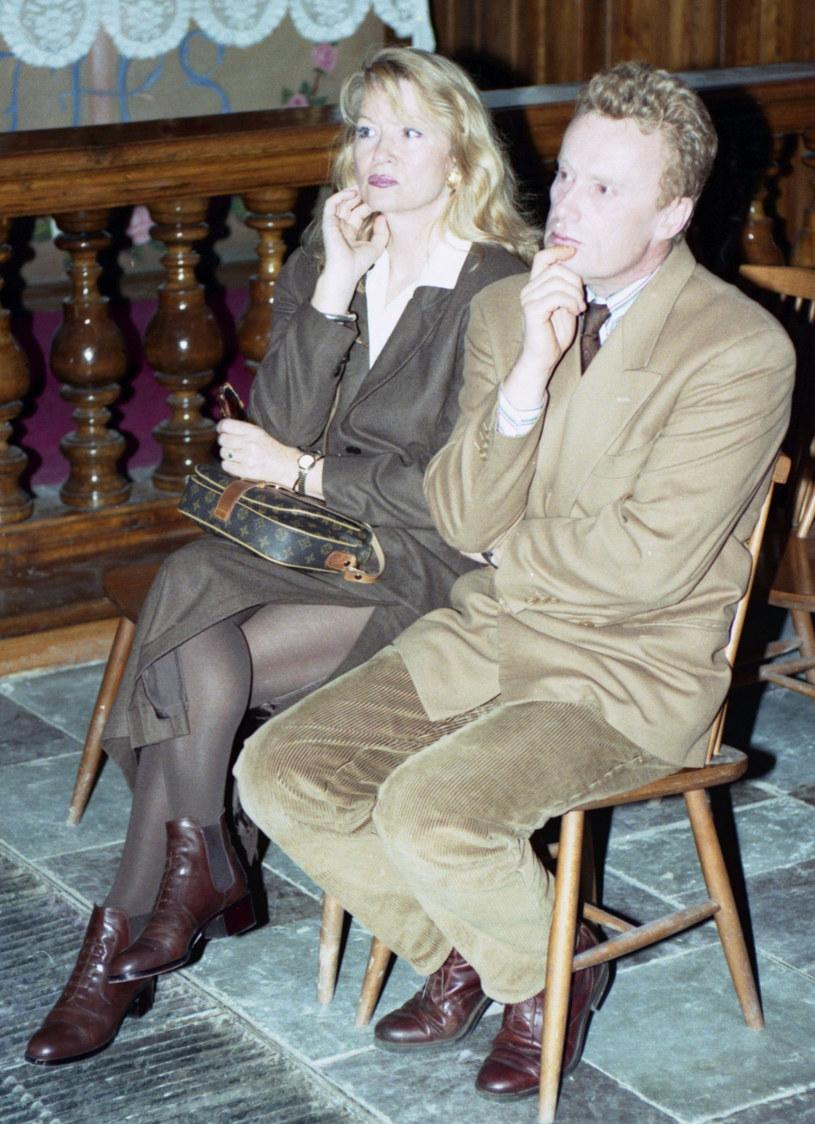 Oboje mieli trudne charaktery, więc ich związek był, łagodnie mówiąc, burzliwy.