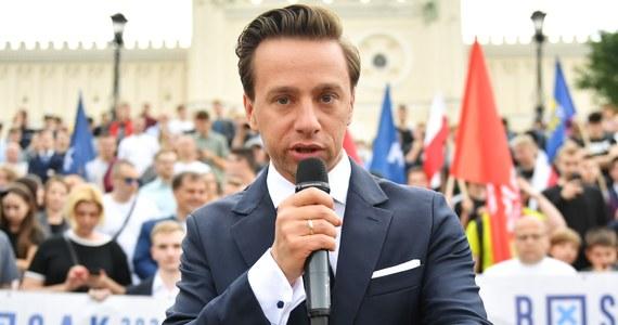 Nie ma żadnych szans, żebym w drugiej turze wyborów poparł Rafała Trzaskowskiego; to kandydat jak najbardziej nam odległy, który jako prezydent Warszawy, prowadzi nieskuteczną politykę - powiedział we wtorek kandydat Konfederacji na prezydenta Krzysztof Bosak.