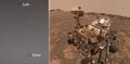 Wyjątkowe zdjęcie - Ziemia i Wenus widziane z Marsa
