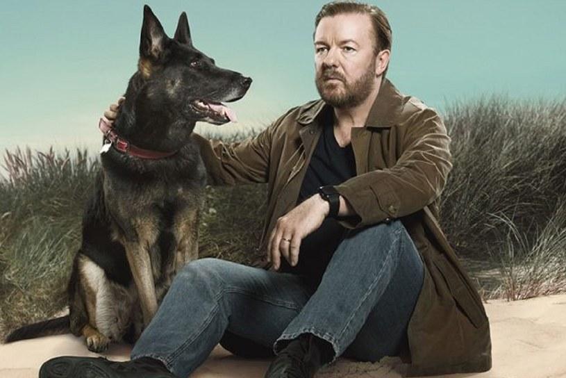 """Brytyjski aktor komediowy Ricky Gervais oświadczył, że nie zamierza tworzyć kolejnej serii serialu """"After Life"""", którego jest scenarzystą, reżyserem, producentem i gra w nim główną rolę."""