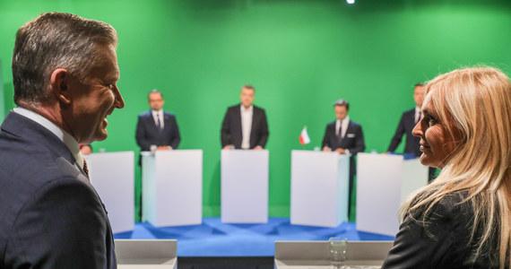 Co z debatą prezydencką w TVN? Sztaby Hołowni i Kosiniaka-Kamysza komentują - Fakty w INTERIA.PL