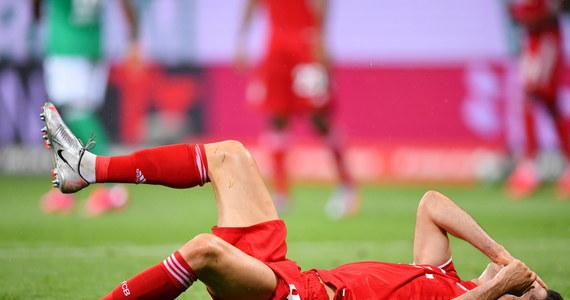 Bayern Monachium mistrzem Niemiec - te słowa można napisać już ósmy rok z rzędu. Tym razem formalność stała się faktem w Bremie, gdzie drużyna Hansiego Flicka pokonała Werder 1:0 (1:0). Kolejny raz błysnął Robert Lewandowski, który nie tylko wpisał się na listę strzelców, ale uczynił to w fenomenalny sposób - donosi portal Onet.