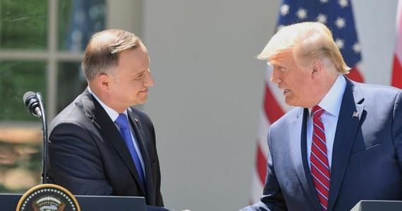 Amerykanie będą chcieli sprzedać Polsce elektrownię jądrową. To ma być jednym z tematów rozmów prezydentów Andrzeja Dudy i Donalda Trumpa w Waszyngtonie - ustalili dziennikarze RMF FM.